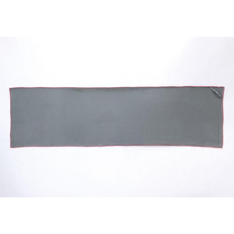【セール50%OFF】ウォータークールタオル ライン ピンク 120×34cm SFVZ3004 / SPICE OF LIFE