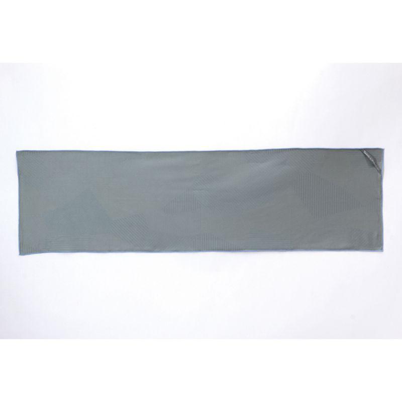ウォータークールタオル ライン ブルー 120×34cm SFVZ3005 / SPICE OF LIFE