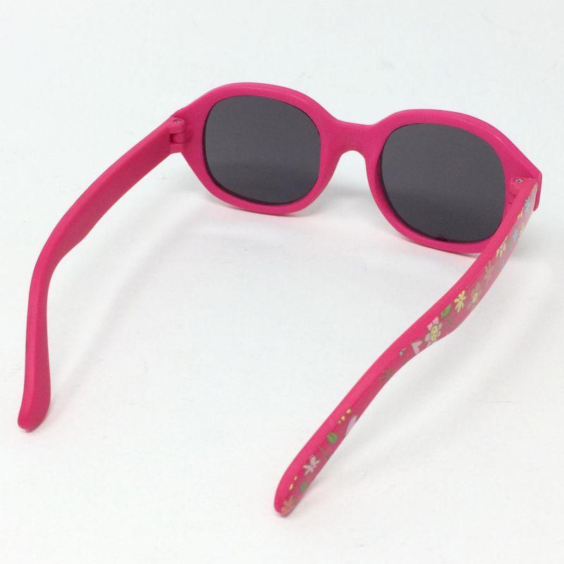 UVカットキッズファッショングラス レッドフラワー インファント(0〜3才) SFKY1701 / SPICE OF LIFE