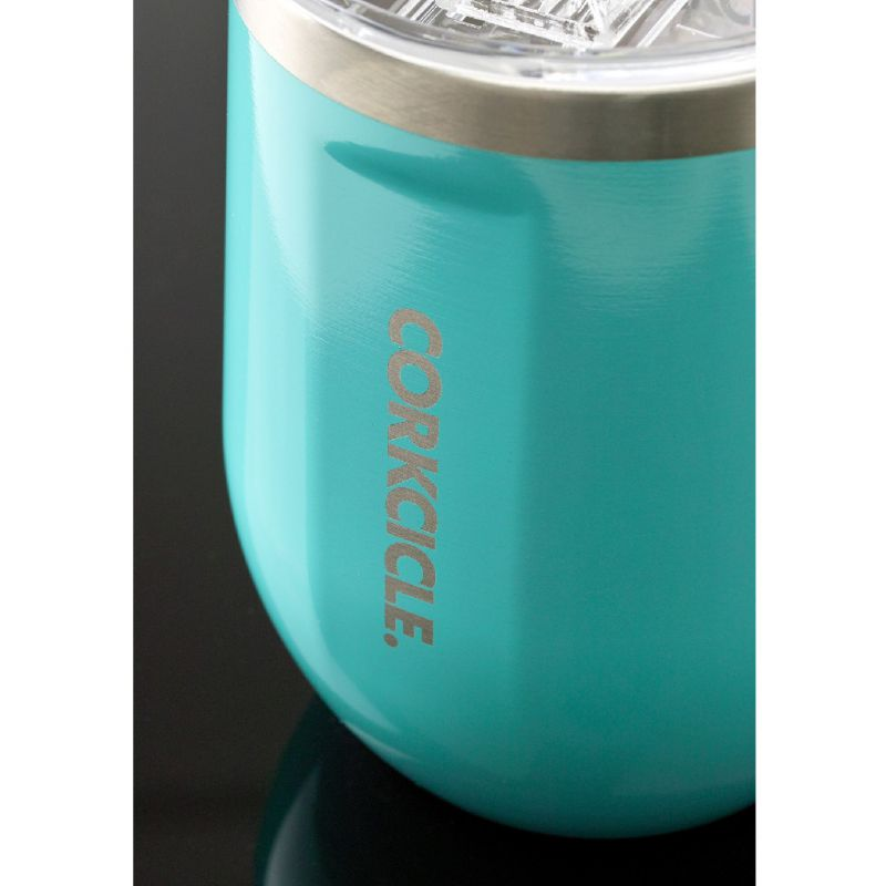 CORKCICLE ステムレス ターコイズ 300ml STEMLESS Turquoise 12oz 2312GT