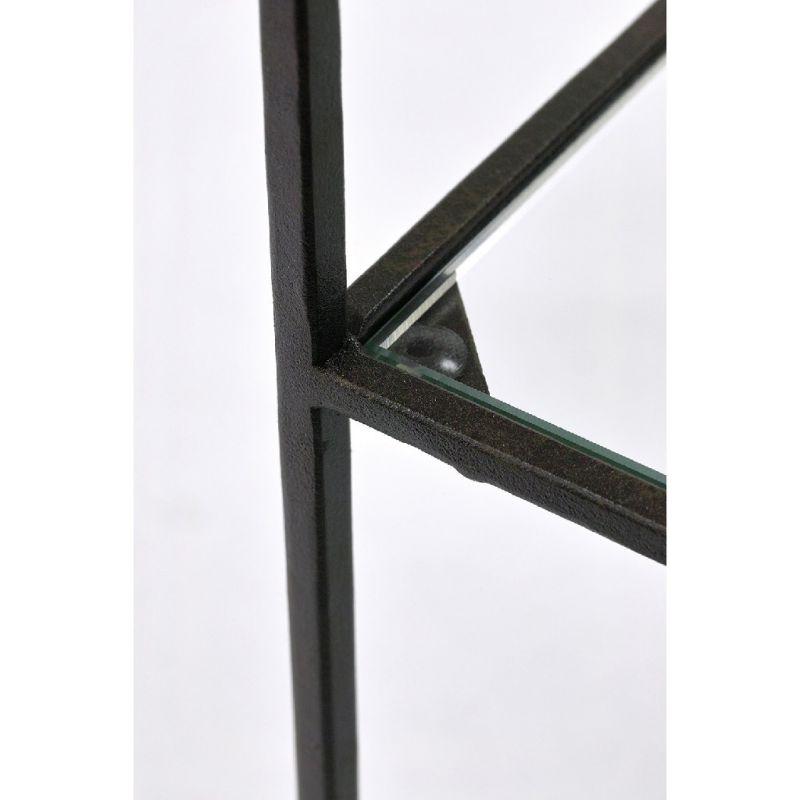 ジョセフアイアン 3段ガラスディスプレイ台 ワイド DTFF9050 / SPICE OF LIFE