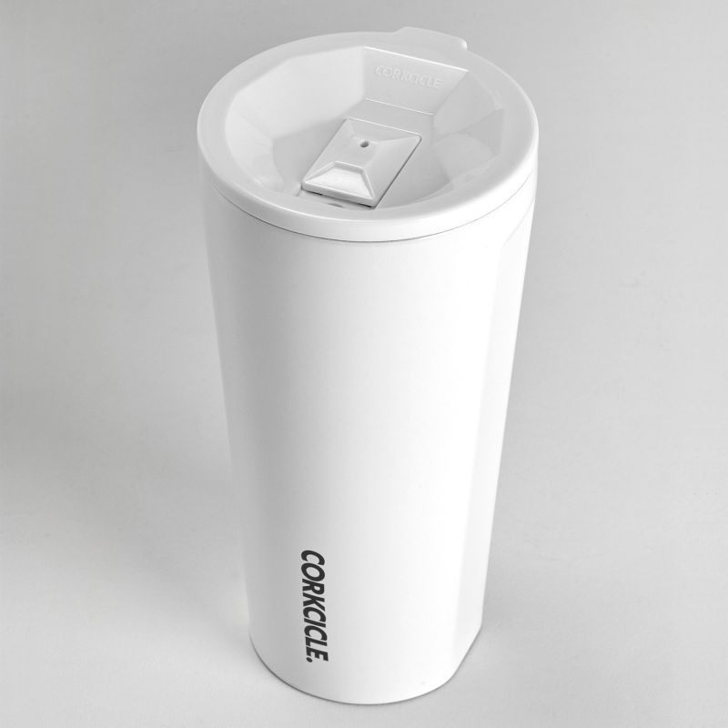 CORKCICLE タンブラー ホワイト 470ml DIPPED TUMBLER White 16oz 2116DMW