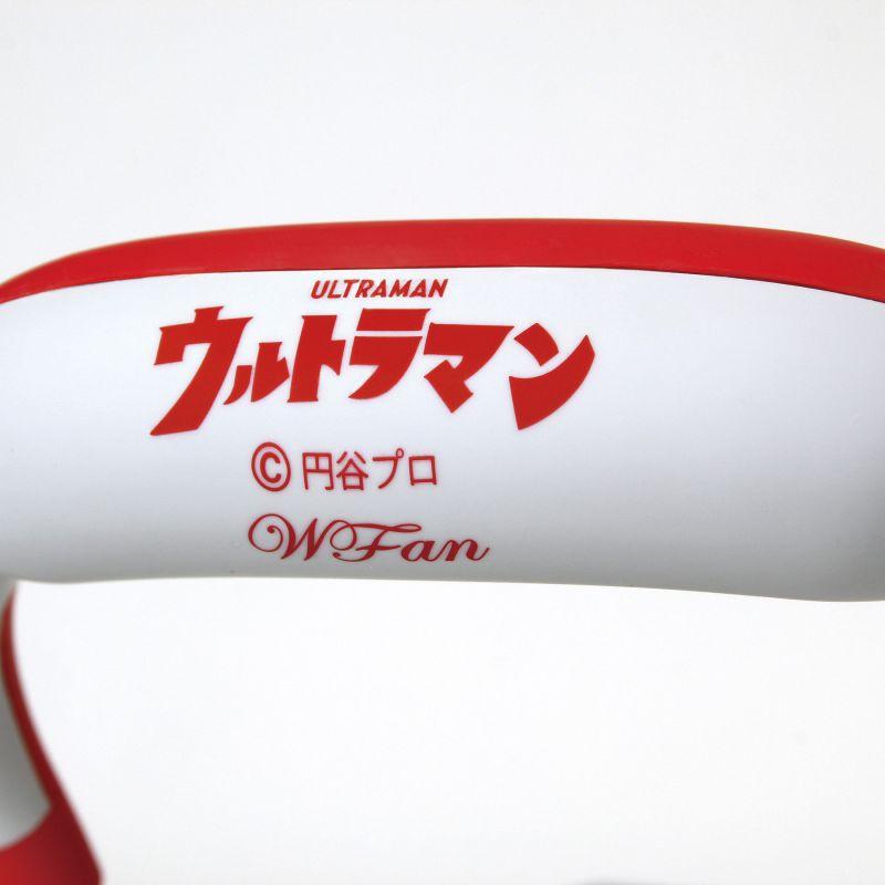 [2021年モデル] ウルトラマンモデル ダブルファンハンズフリーヨガシロッコ【風量5段階/USB充電式】 DFYS221UR / SPICE OF LIFE