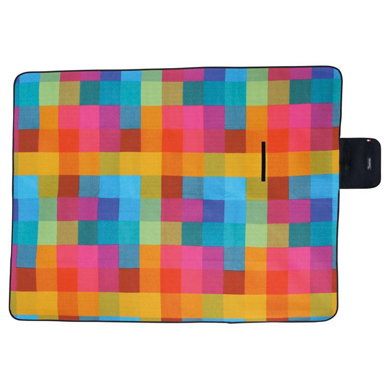 折りたたみピクニックマット ブロックチェック バカンス SFVG1610 / SPICE OF LIFE