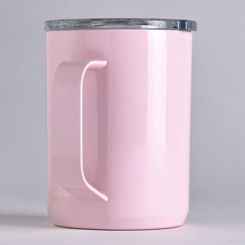 [CORKCICLE] コーヒーマグ ローズクォーツ 400ml COFFEE MUG Rose Quartz 16oz 2516GRQ