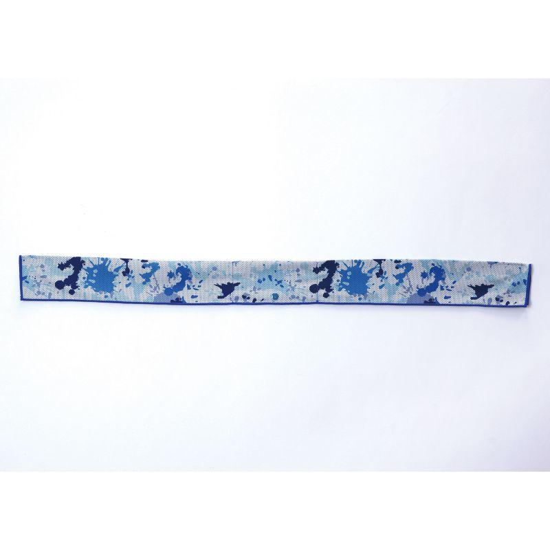 【セール50%OFF】ウォータークールミニタオル ドロッピングブルー 88×8cm SFVZ3010 / SPICE OF LIFE