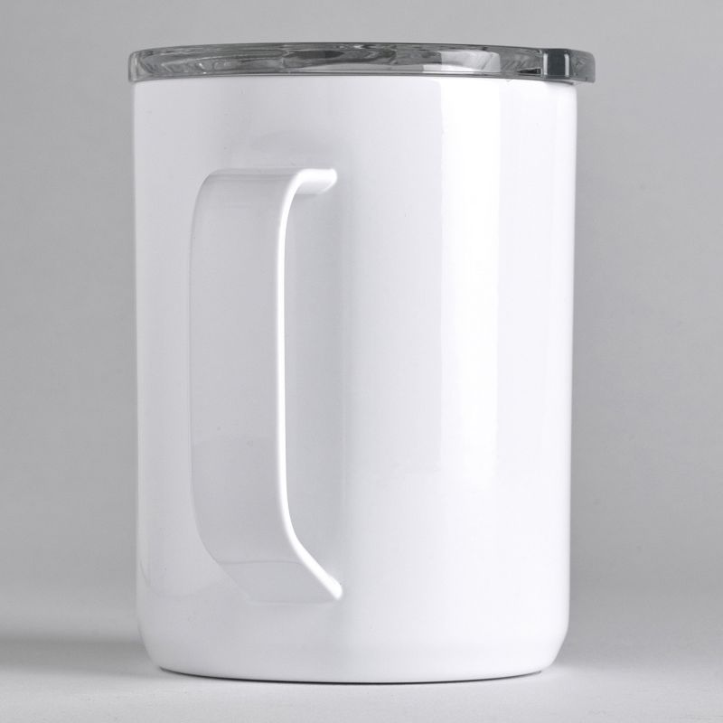 CORKCICLE コーヒーマグ ホワイト 400ml COFFEE MUG White 16oz 2516GW