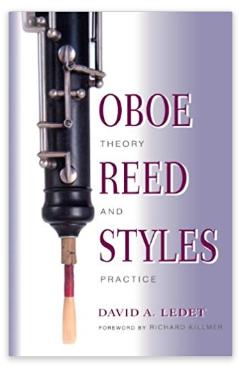 本 The Hautboys Reed Book