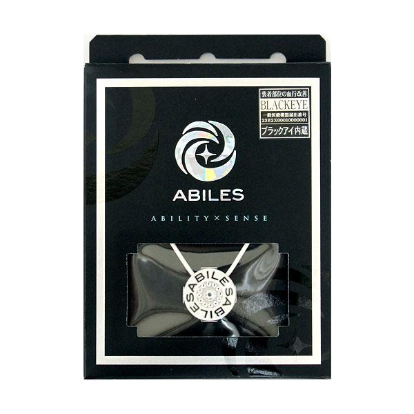 ABILES PLUS Crystal ネックレス TL-1  【白】 6,800円(税別)TL(=高島屋リミテッド) 横浜高島屋店頭とアビリスオフィシャルストアのみでの限定販売