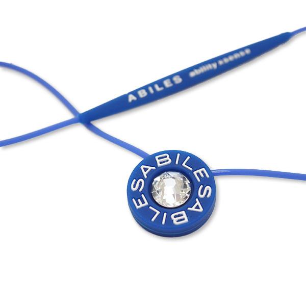 ABILES PLUS Crystal ネックレス【BLUE】7,480円(税込)