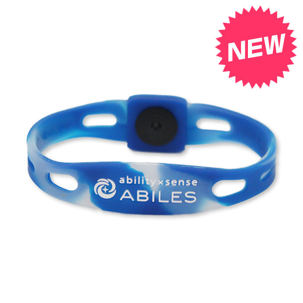 ABILES PLUS NEOブレスレット 【NEO BLUE】 6,800円(税別)