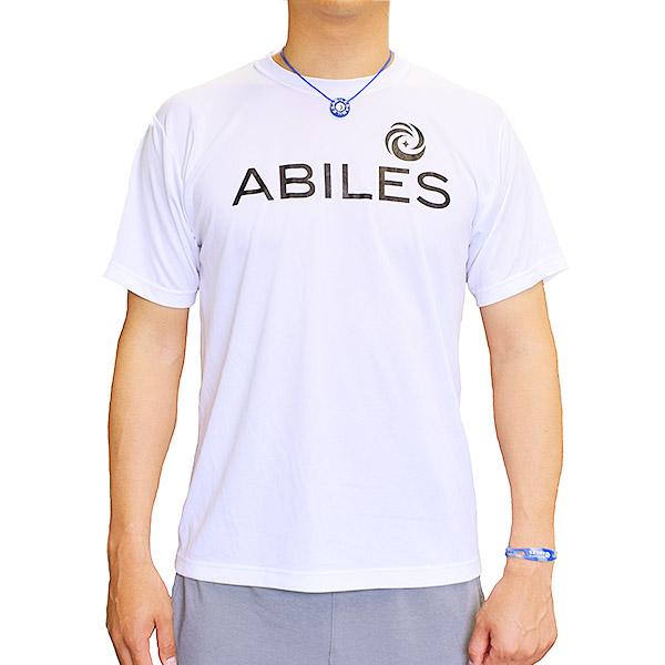 ABILES POWER Tシャツ NEW【白】