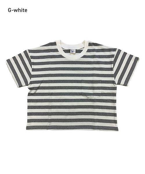 レディース  ビックシルエット半袖Tシャツ
