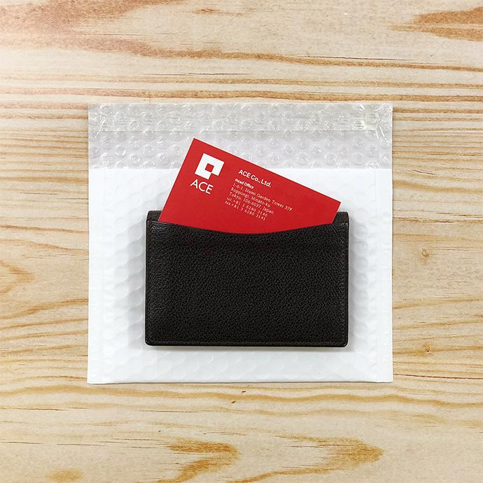 【3枚】クッション封筒 スリム薄型 耐水タイプ ホワイト SSサイズ(外寸180×120+40mm)