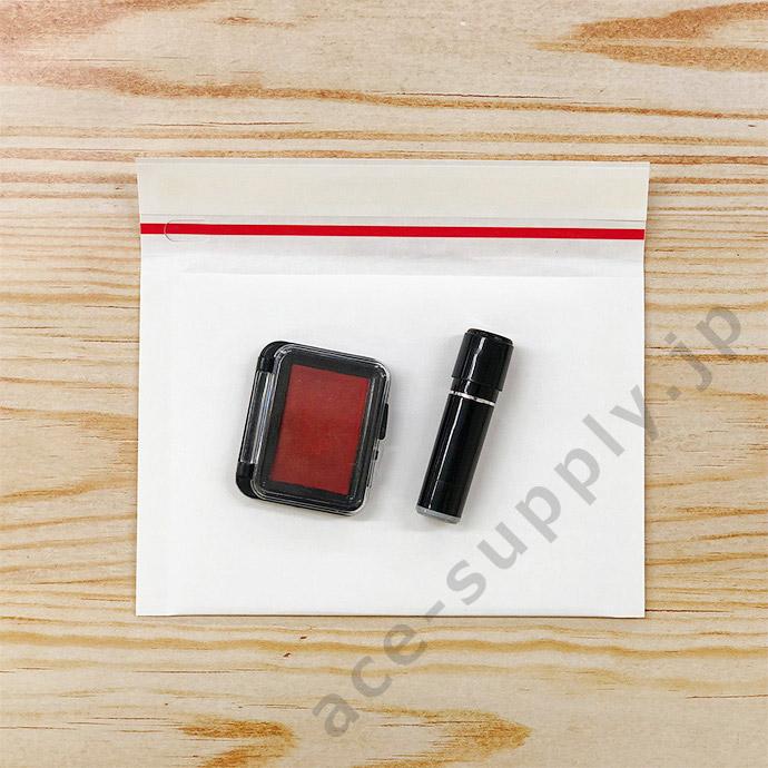 【100枚】クッション封筒 スリム薄型 開封テープ付 ホワイト SSサイズ(外寸180×120+40mm)