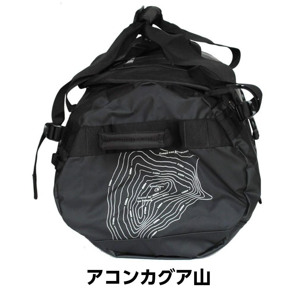 ダッフルバッグとリュックサックの2ways Tigre ティグレ 60L  ボストンバッグ 旅行 ドラムバッグ 送料無料