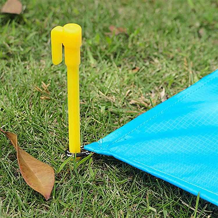 レジャーシート ピクニックシート 防水シートビーチマット 折りたたみシート タープ レジャーマット ピクニックマット 210x200cm