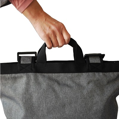 ショッピングバッグ カーゴバッグ  リュックサック デイパック トートバッグ 2ウェイズ アコンカグア 送料無料