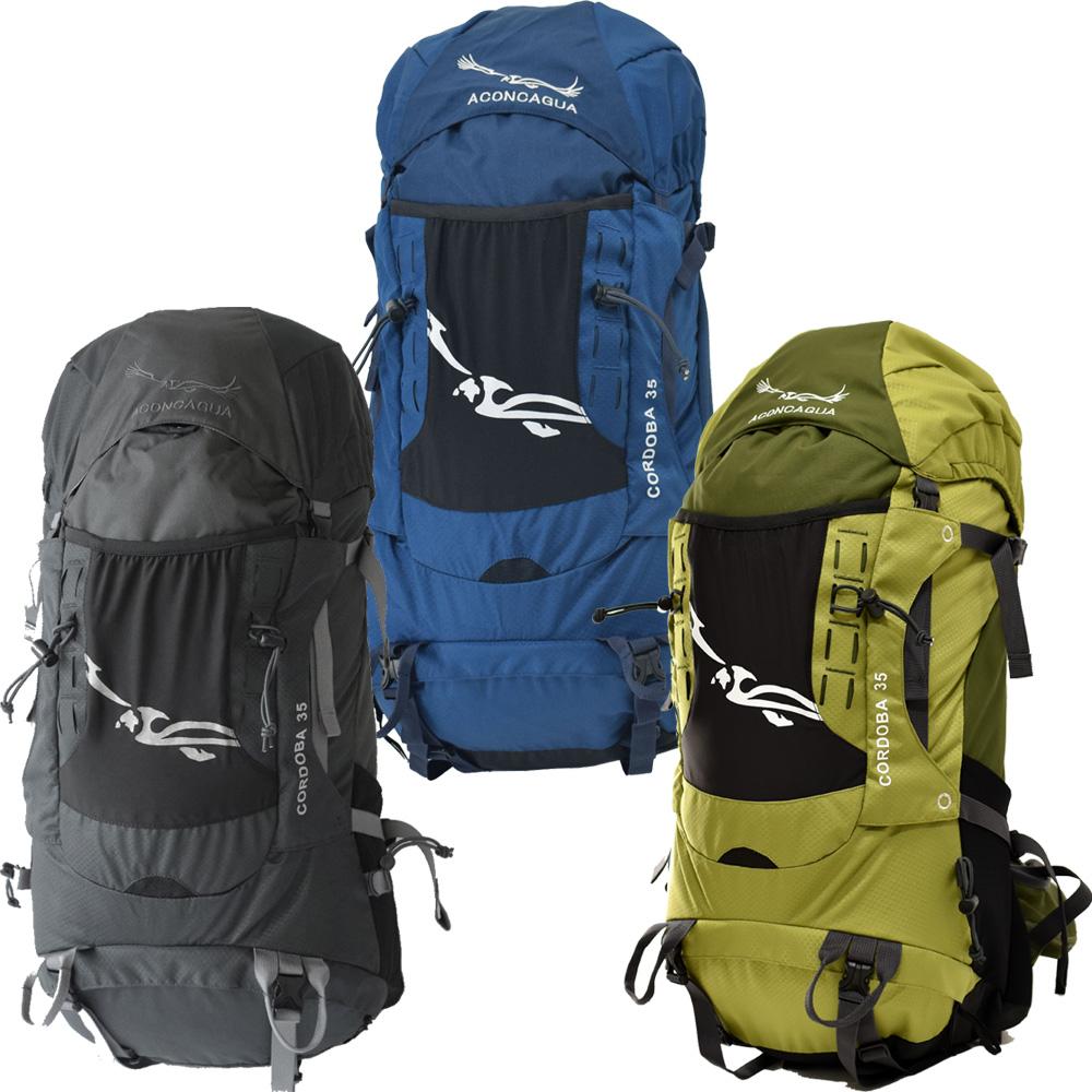 リュック 35L ハイキング用 リュックサック 35L ハイキング用 アウトドア アウトドアギア メンズ レディース 機内持ち込み Cordoba コルドバ 35 Aconcagua アコンカグア 送料無料