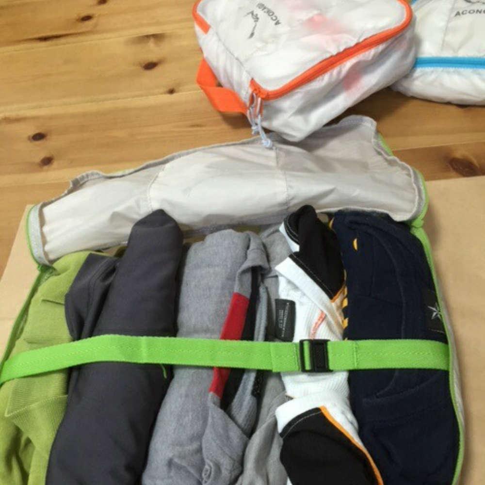 【セット】 Patagonia パタゴニア セット アコンカグア 海外旅行 バックパッカー用のお得なセット 送料無料