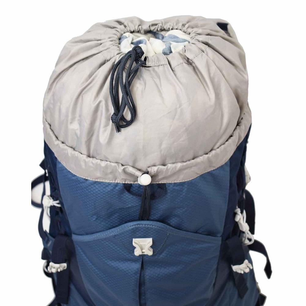 リュックサック 50L Ushuaia ウスアイア 50L レインカバー付き ORANGE アコンカグア 登山 リュック 送料無料