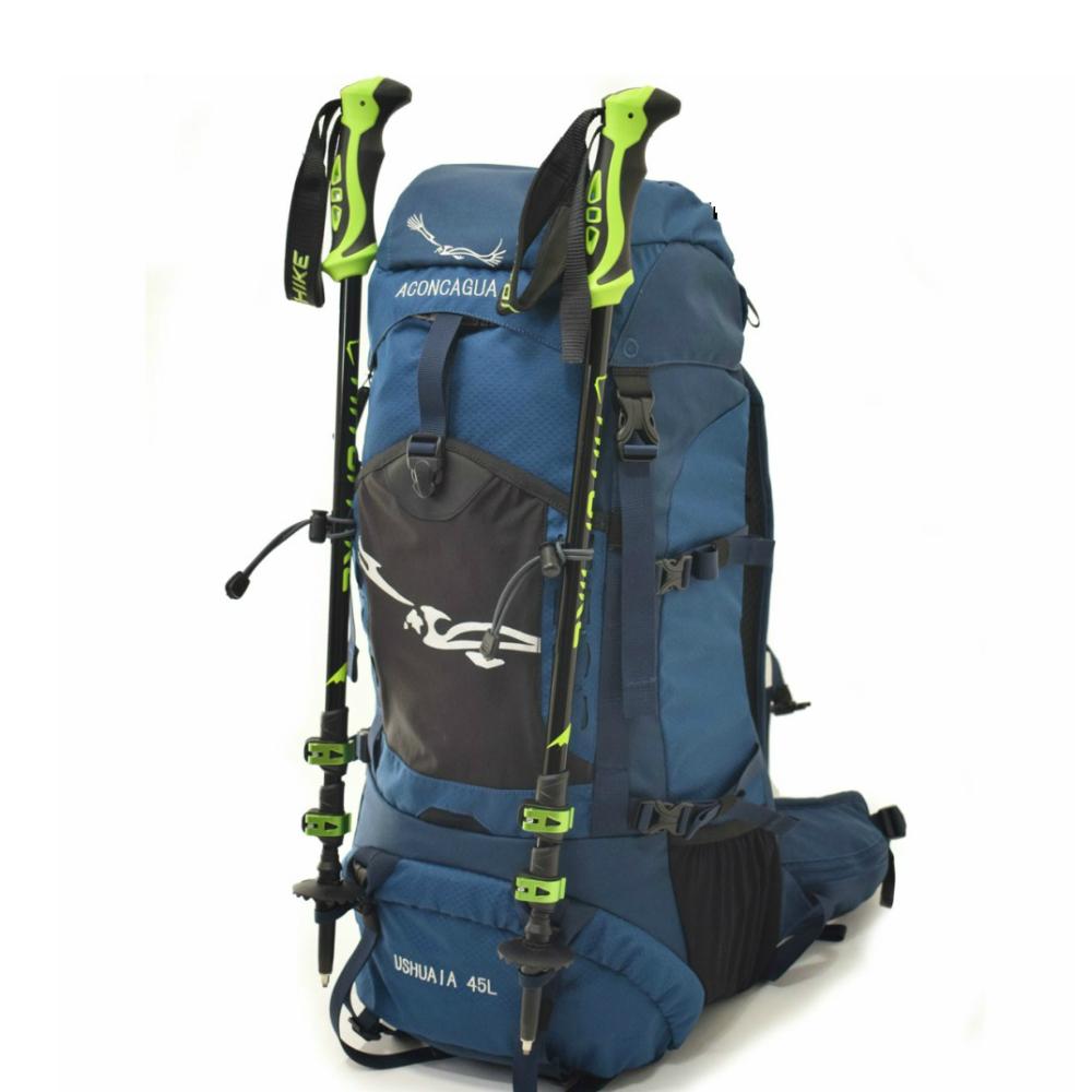 45L リュックサック ザック バックパック ハイキング用 登山用 アウトドアギア トレッキングパック 機内持ち込み  Ushuaia ウスアイア 45 Aconcagua アコンカグア 送料無料
