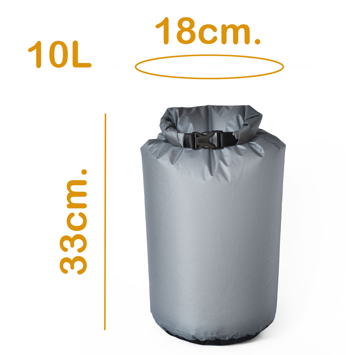 防水 バッグ スタッフバッグ WATER PROOF DRY BAG ドライバッグ 10L メンズ レディース ジュニア 超軽量 送料無料