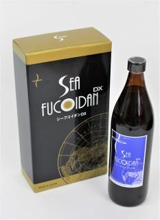 シーフコイダンDX900ml 2本セット  加糖タイプ(ハチミツ入り)