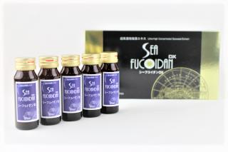 シーフコイダンDX30ml 10本セット  加糖タイプ(ハチミツ入り)