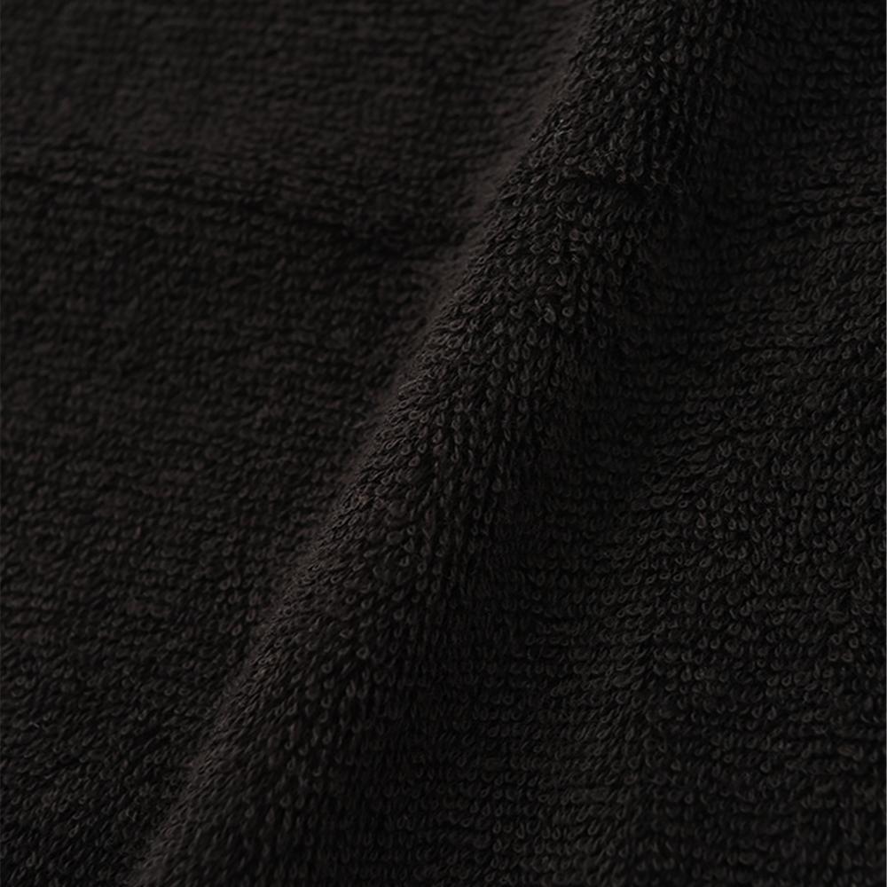 【adieu】手洗いうがいハンカチーフ (ブラック)