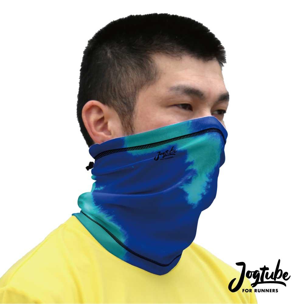 Jogtubeジョグチューブ tie dye blue:タイダイブルー
