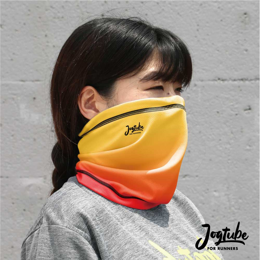 Jogtubeジョグチューブ akadaidai:赤橙(あかだいだい)