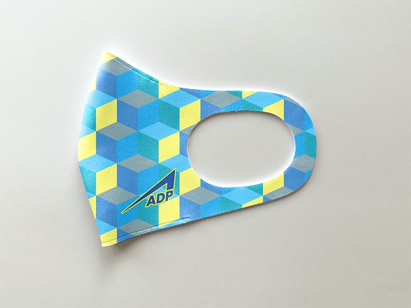 【送料無料!】【好きなデザインで10枚からプリントします】オリジナルプリントマスク