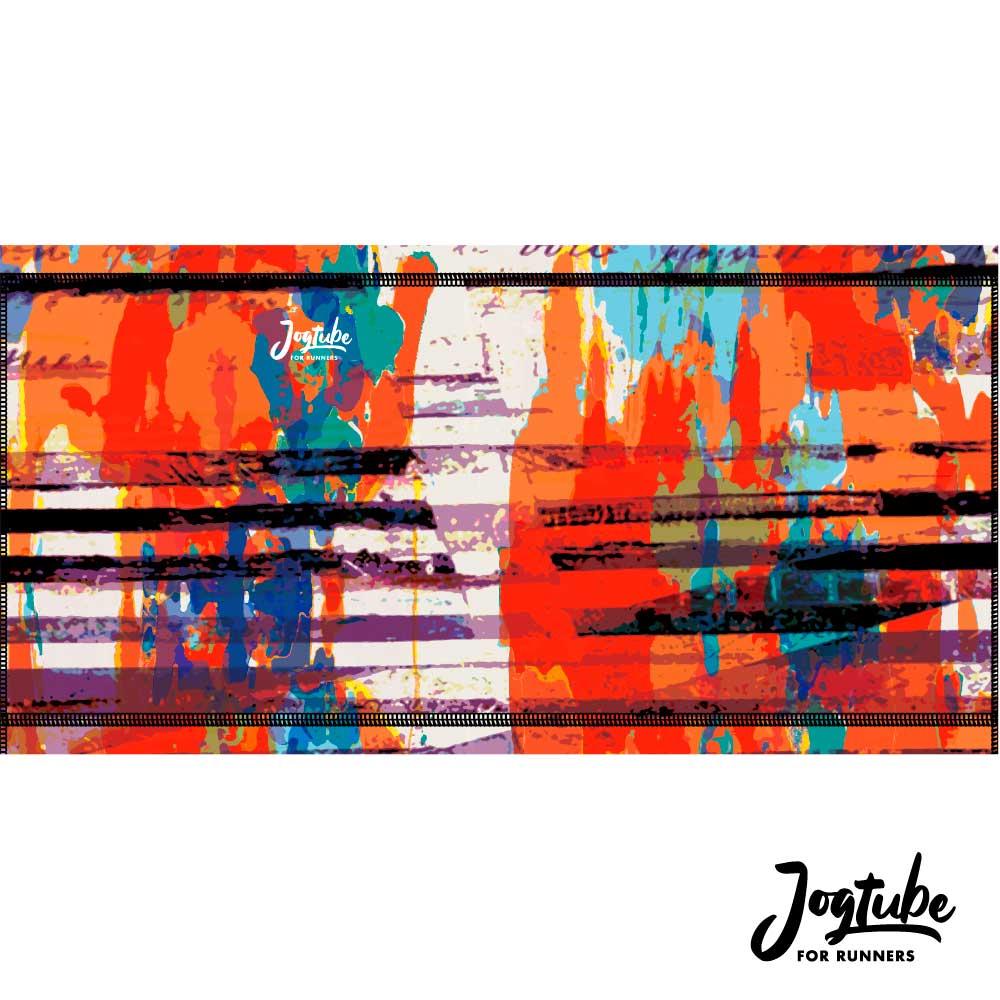 Jogtubeジョグチューブ  orange paint:オレンジペイント
