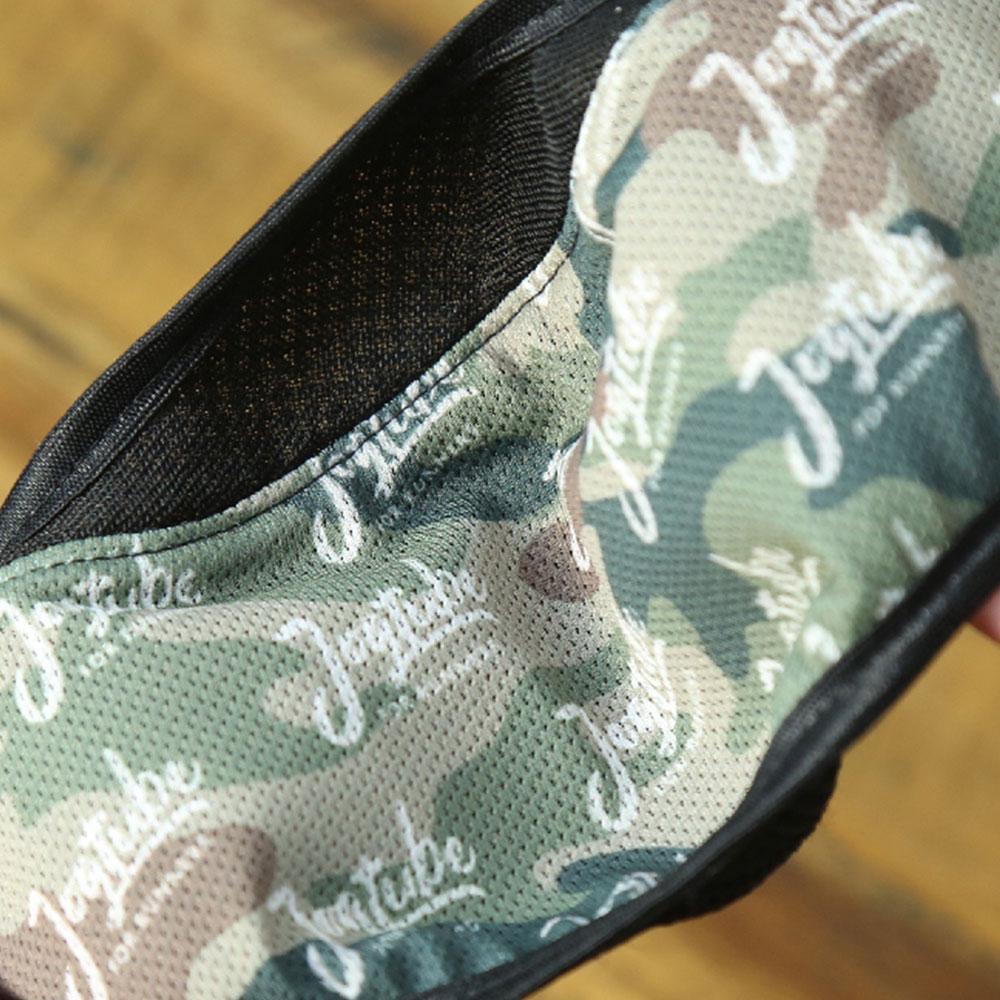 通気性とデザイン性に優れた抗菌防臭加工生地使用「ランナー用マスク」