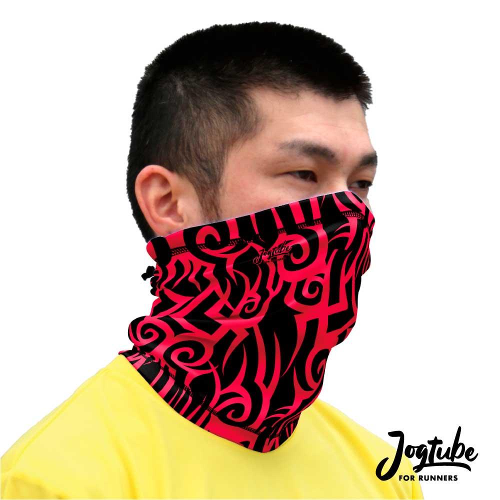 Jogtubeジョグチューブ red tribal:レッドトライバル