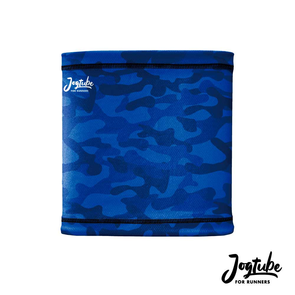 Jogtubeジョグチューブ blue camo:ブルーカモ