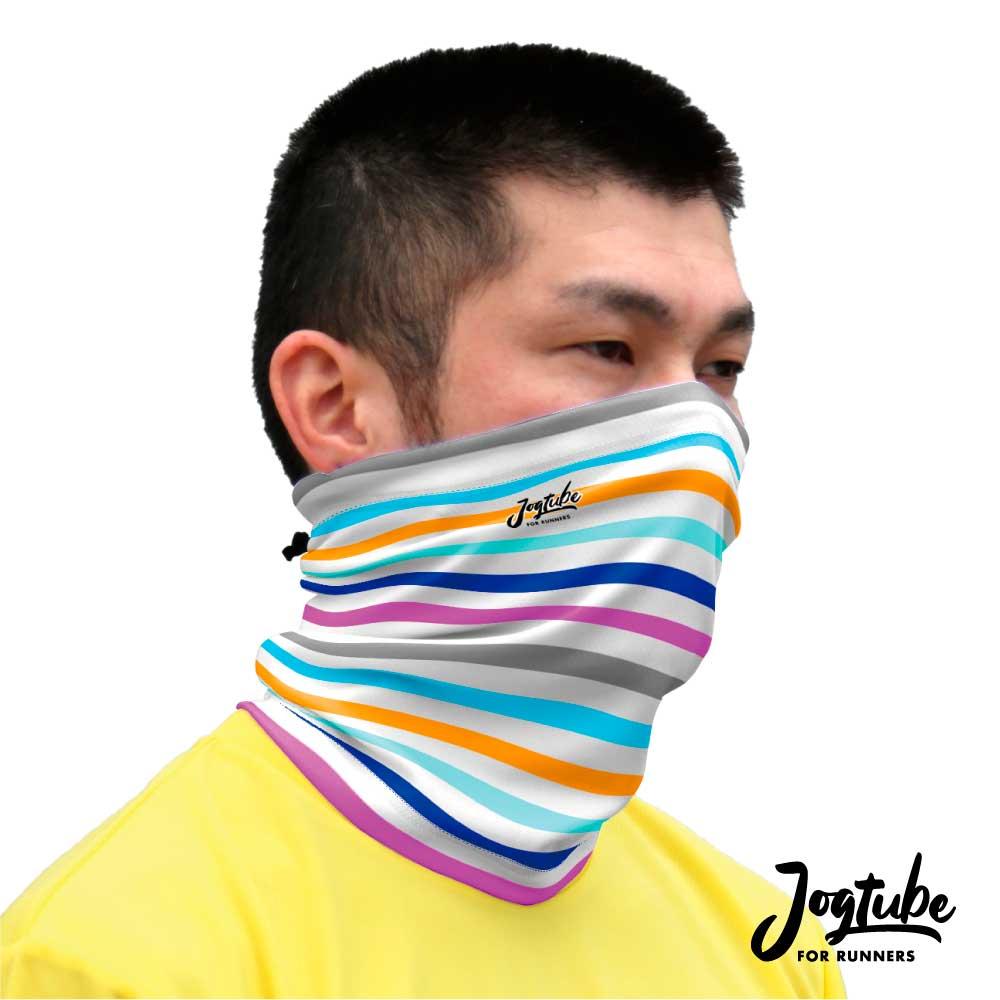 Jogtubeジョグチューブ color stripe:カラーストライプ