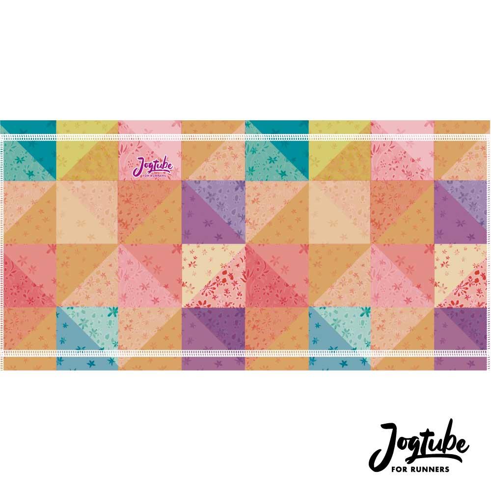 Jogtubeジョグチューブ flower pattern:フラワーパターン