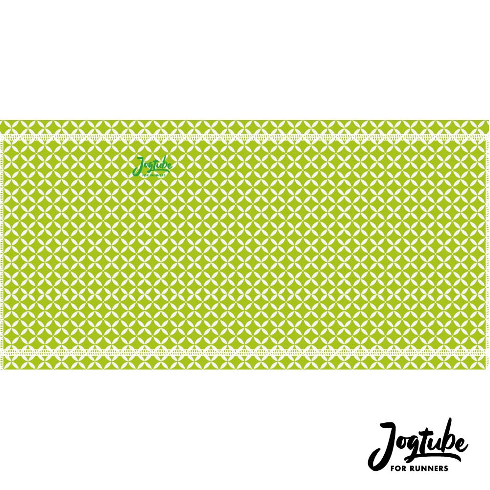 Jogtubeジョグチューブ  green flowers_2:グリーンフラワー_2
