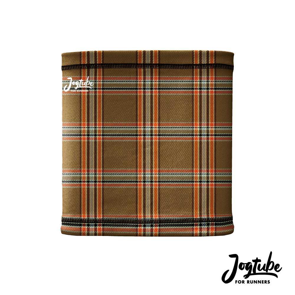 Jogtubeジョグチューブ brown check:ブラウンチェック