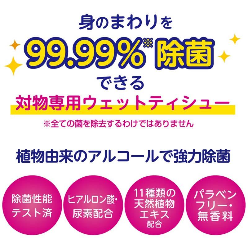スコッティ ウェットティシュー 除菌アルコールタイプ【各種】