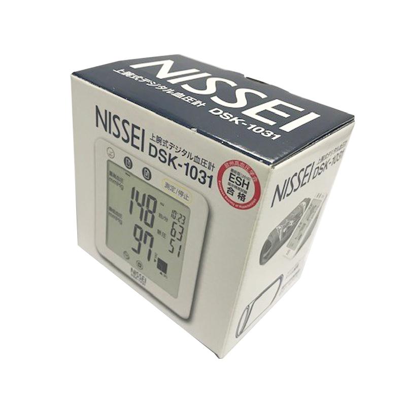日本精密測器 電子血圧計 上腕式 DSK-1031