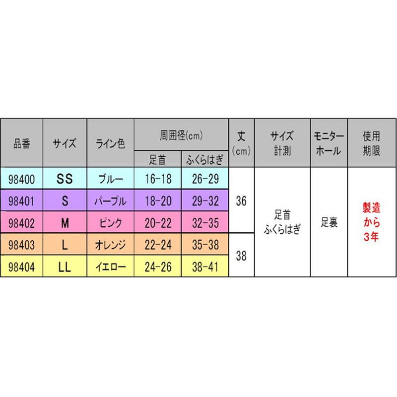 オオサキメディカル オペキュット 女性用 ハイソックスタイプ 【各種】