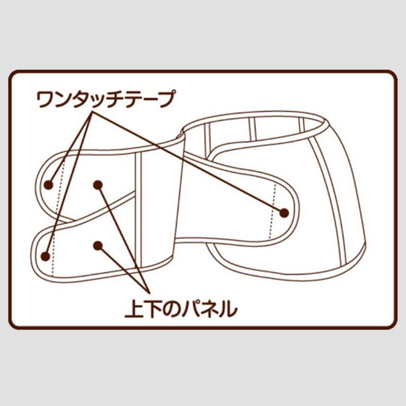オオサキメディカル dacco ウエストニッパー 【各種】