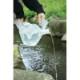 持ちやすく、こぼれにくく、注ぎやすい! 非常用給水袋 1枚