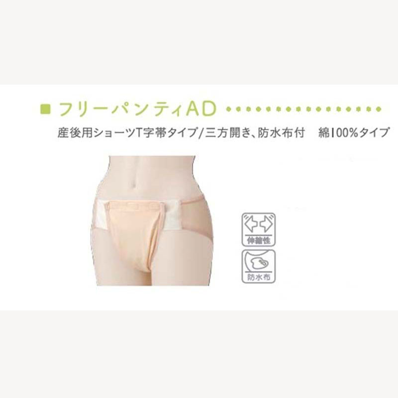フリーパンティAD 【各種】