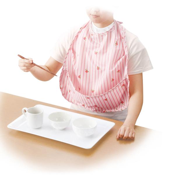 PH 食事用エプロン ポケット付ST 【各種】