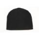 タンドレ 抗がん剤医療用帽子 オーガニックコットン 柔らか真っ黒帽子