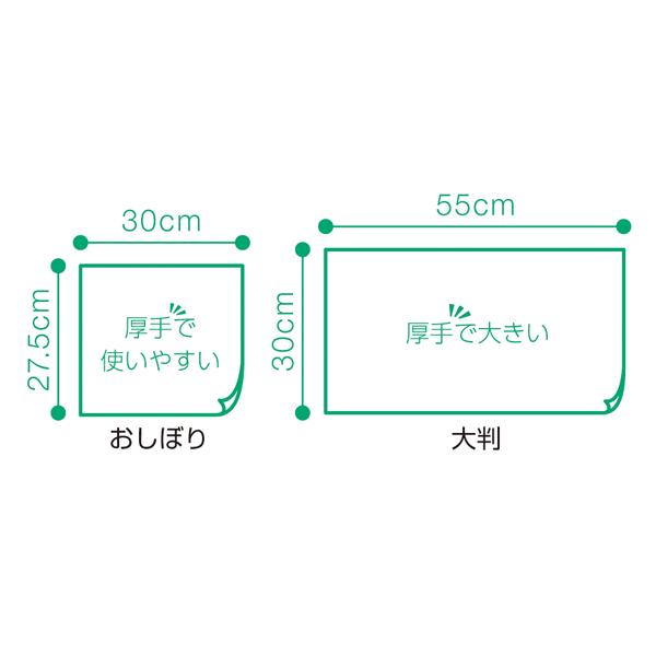 からだふきぬれタオル 30本 【各種】